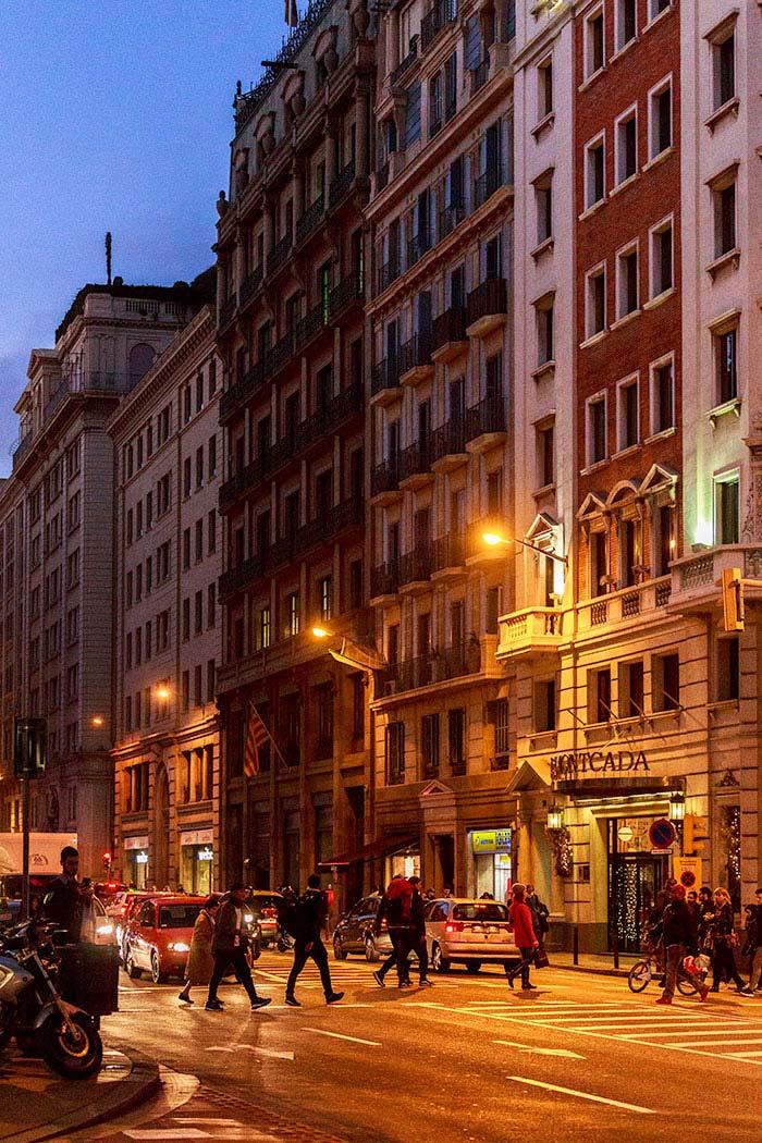 wiezirkus Barcelona