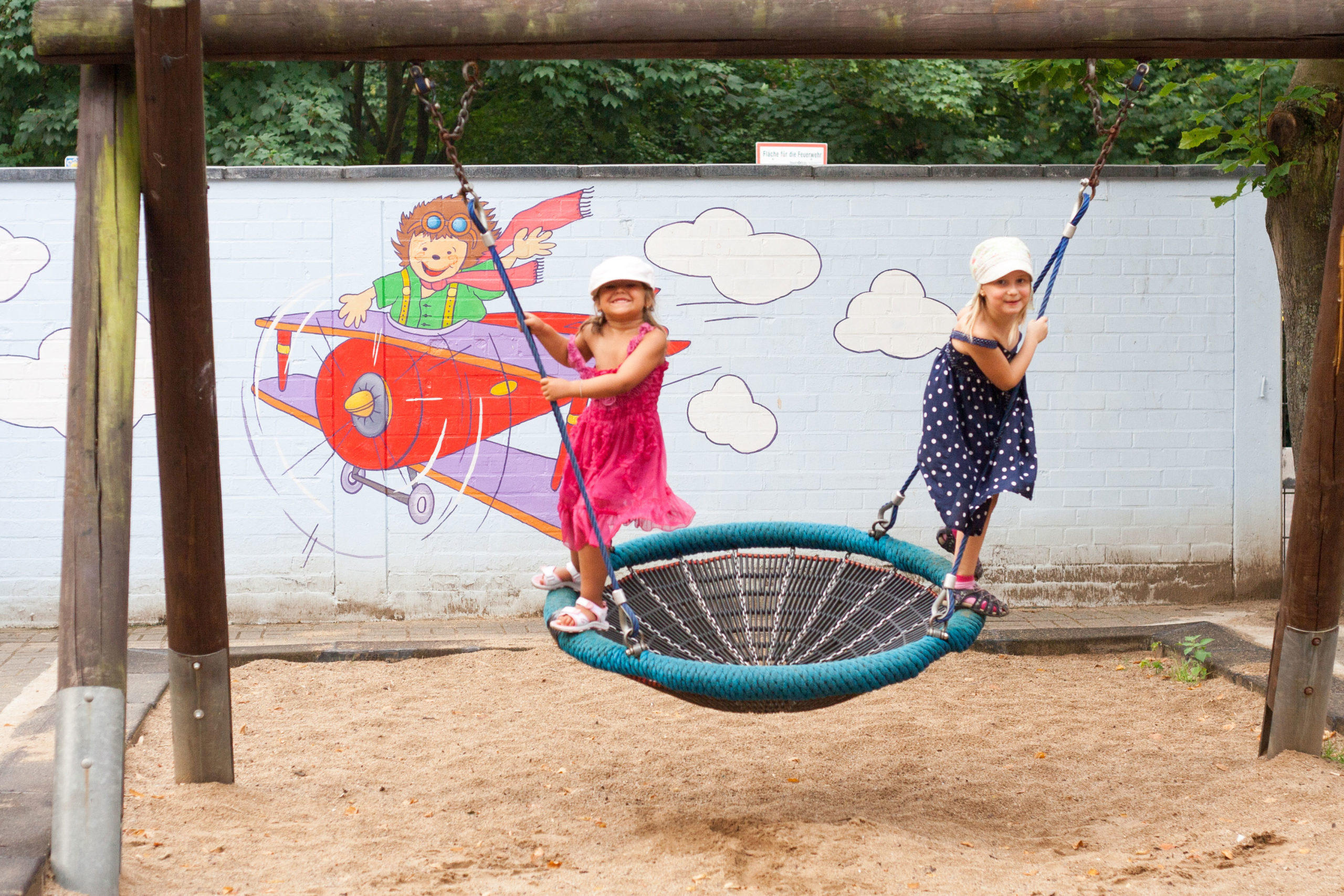 Fotos für Kitas - Kita der CSH Köln